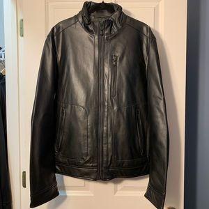 Michael Kors Motorcycle Jacket Size M